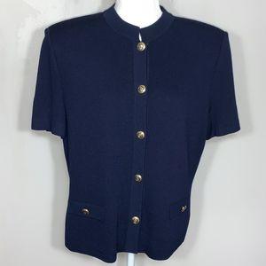 St. John Basic Sweater / size 12